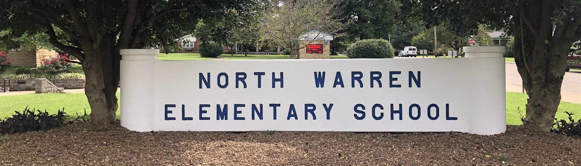Historical NWES Sign